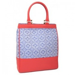 Mini sac Lola grenadine