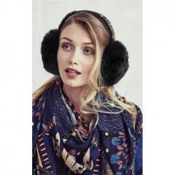 Cache-oreilles RUSSIA en black