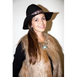 RIBON le chapeau noir d'Hipanema