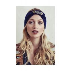 Bleu Klein FOXY le headband d'Amenapih